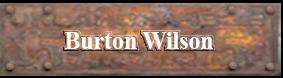 Burton Wilson